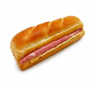 Сэндвич с ветчиной и морковью